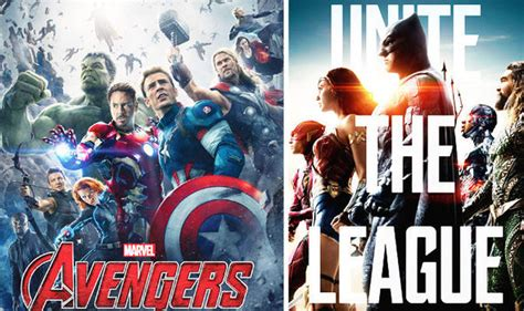 film marvel dan dc is the justice league movie or avengers better disloyal