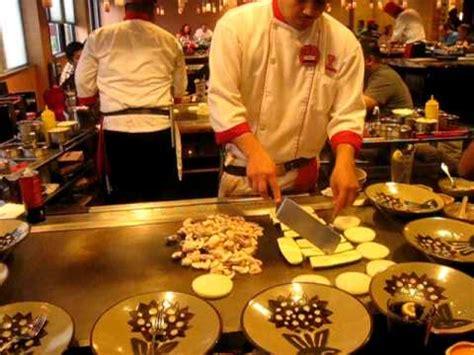 Benihana Hibachi Grill Edison Nj Youtube Chef S Table Benihana