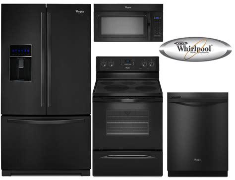 black kitchen appliance package whirlpool black ice appliance package black whirlpool photo by