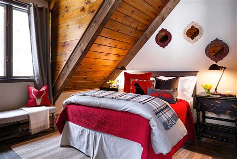 cabin style bedroom 15 small guest room ideas with space savvy goodness
