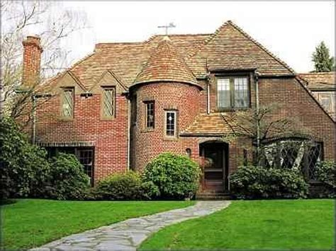 normandy tudor style home style architecture