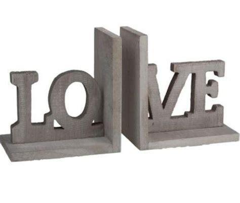 Nursery Decor Letters by Wooden Bookends Ebay
