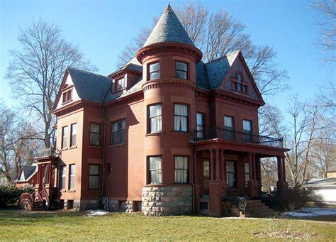brick turret house flickr photo
