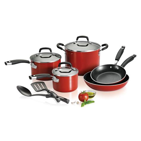 Kitchen Cookware Sets by Kenmore 10 Aluminum Cookware Set Home