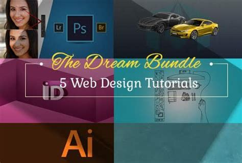 tutorial on web design for beginners web design tutorial for beginners dream bundle of 5