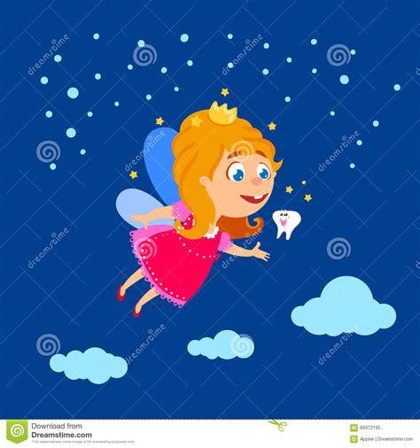 cute wallpaper of geum jan di volo del fatato di dente al cielo notturno illustrazione