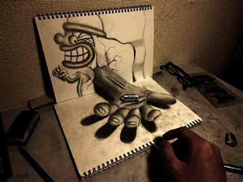 nagai hideyuki l de l illusion 3d en dessin