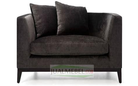 sofa single lebar modern minimalis seri cibubur