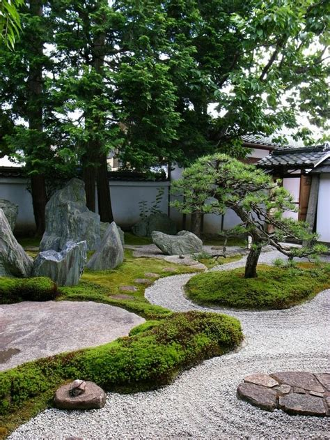 gartengestaltung japanischer garten japanischer garten das wunder der zen kultur archzine net
