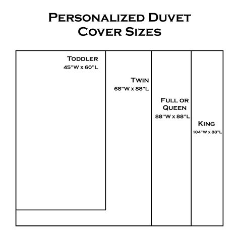 what s the dimensions of a king size bed my luxury duvet cover