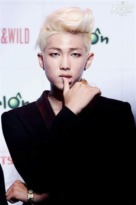 bts leader love your bias kim namjoon rap monster bts k pop amino