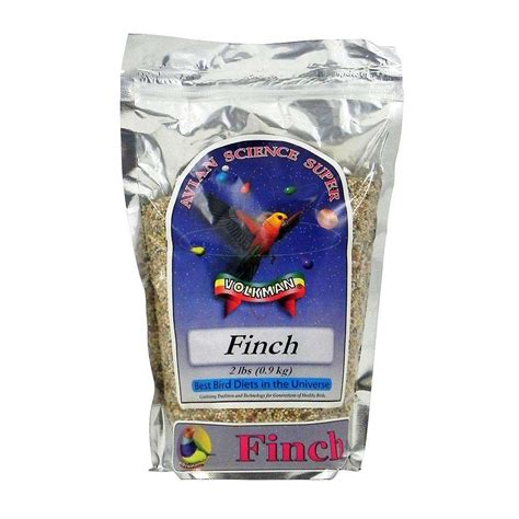 avian science super finch 2 pound bird seed bird food