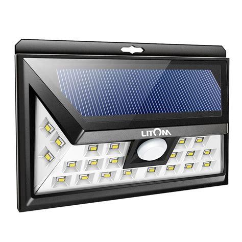 best outdoor solar led lights best solar outdoor lights ledwatcher