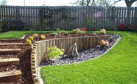 sloped backyard landscaping ideas backyard sloped landscaping ideas sloped landscaping