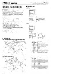Fa5304 Bipolar Ic For Switching Power Supply fa5310 fuji bipolar ic for switching power supply