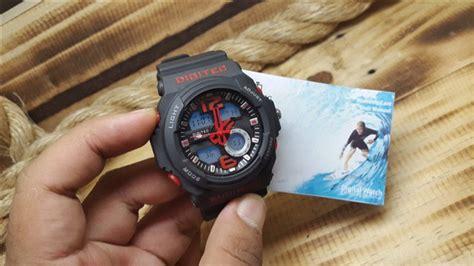 Jam Tangan Digitec Dg2020t Original jam tangan digitec dg 2067t original harga jam digitec