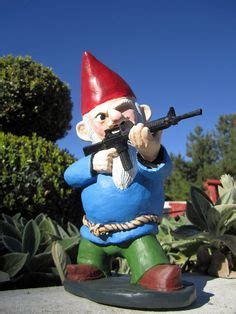 gnome in front yard 1000 images about tacky lawn ornaments on