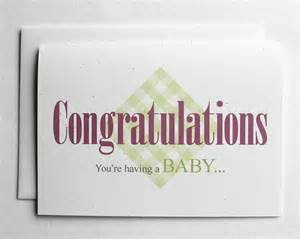 new baby card congratulations you re a