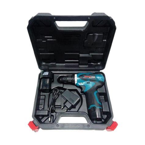 Mesin Bor Cordless Krisbow jual modern m 12v cordless mesin bor with baterai harga kualitas terjamin blibli