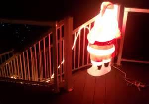 hilarious decorations santa claus decoration