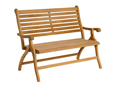 wooden folding bench roble folding bench 4ft alexander rose