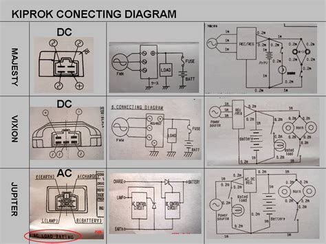 wiring diagram kelistrikan rx king choice image wiring