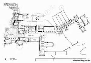 great buildings drawing taliesin