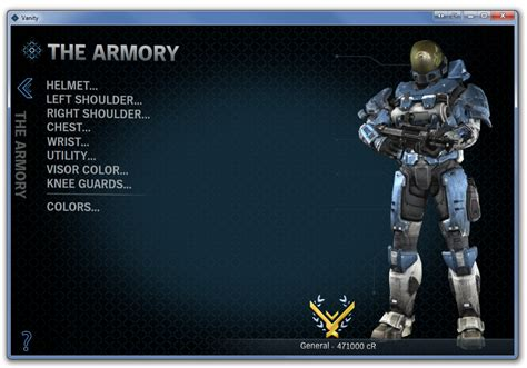 Halo Vanity by Halo Maps Forum