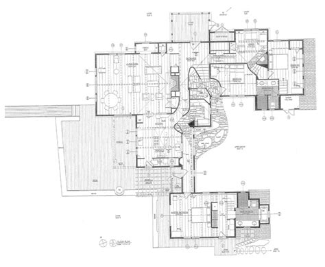 stahl house floor plan stahl house site plan house style ideas