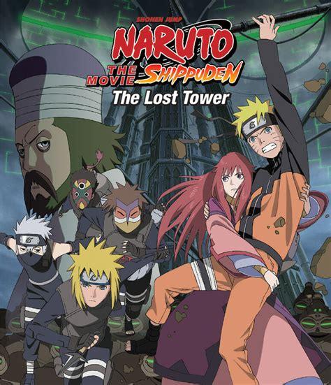 film naruto ostatni online naruto shippuden the lost tower hits stores 9 17 2013