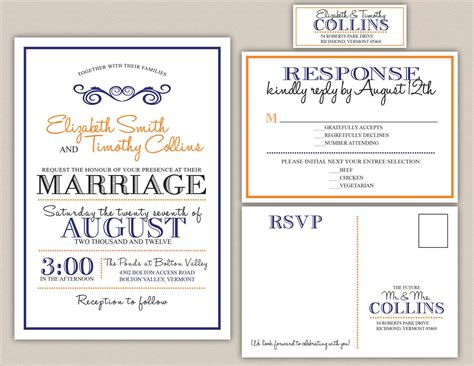 decorative mailing labels for wedding invitations printable wedding invitation rsvp and address label