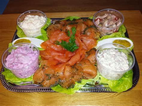 Lachs Platte Anrichten by Fisch Kaiser Ihr Fischspezialist In Hessisch Oldendorf