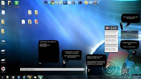computer desk gadgets pcomputer alternatives to windows desktop gadgets