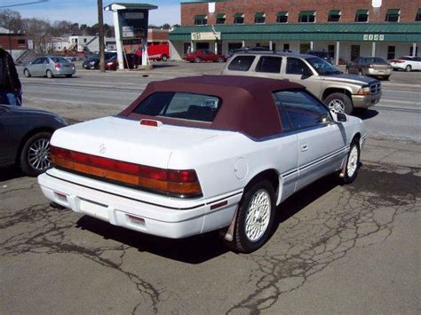 1993 chrysler le baron for sale used cars on buysellsearch