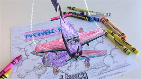 app that makes coloring pages come to life this app can make coloring books come to life review