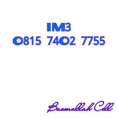 Nomor Cantik Kartu Perdana Im3 Seri Kuartet Rapi 0857 1094 7777a11 jual beli kartu perdana nomor cantik im3 seri aa