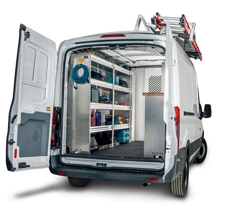 ford transit shelving ford transit gallery of shelving packages
