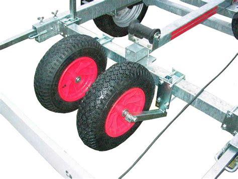 centreerset boottrailer monteren centreerset begeleidingsset boottrailer onderdelen