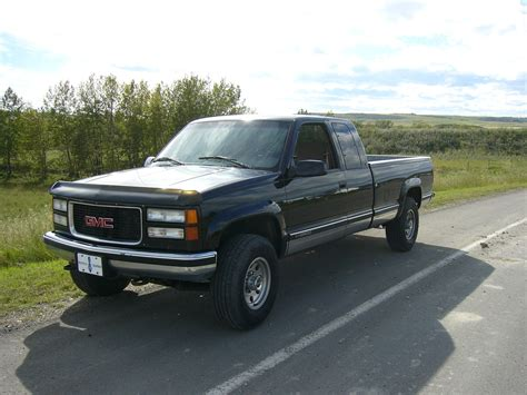 1995 gmc 2500 information and photos zombiedrive