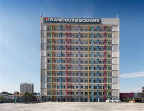 Square Appartments by Vukile Property Funds Redevelopment Of Randburg Sq
