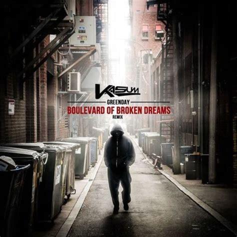 boulevard of broken dreams green day karoke green day boulevard of broken dreams kasum remix
