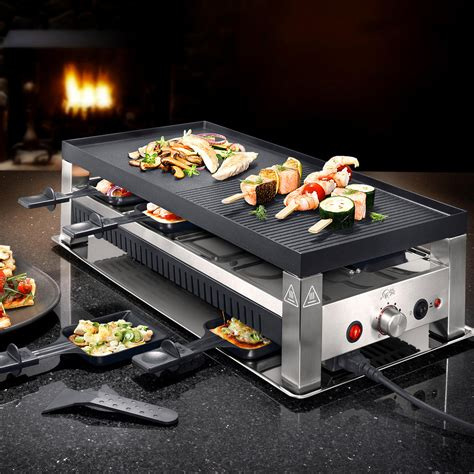 Gourmet Kitchen Knives by Buy Solis 5 In 1 Raclette Grill Online