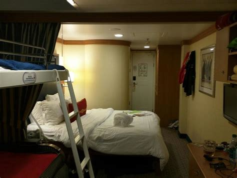 Cruise Line Cabin Categories by Balcony Cabin 10614 On Disney Category 4a