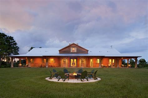 ranch and home house of the day pine creek sporting club ranch house in