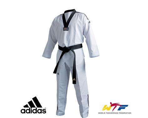 Dobok Adidas Fighter New Iii adidas taekwondo fighter iii dobok climalite proteceuro