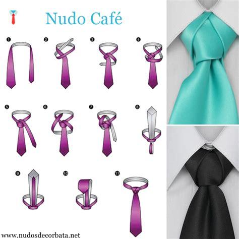 como hacer el nudo de corbata nudo de corbata caf 233 paso a paso en v 237 deo o en infograf 237 a