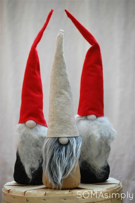 scandinavian tomte christmas gnomes images
