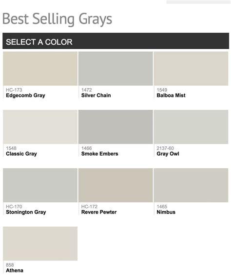 best selling paint colors 1103 best images about pick a paint color on pinterest