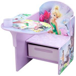Disney Desk Chair Combo Tinker Bell Furniture Totally Totally Bedrooms