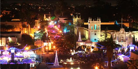 festival of lights balboa park balboa park december nights guide a plus limos